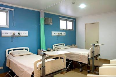 Ar Condicionado Hospitalar