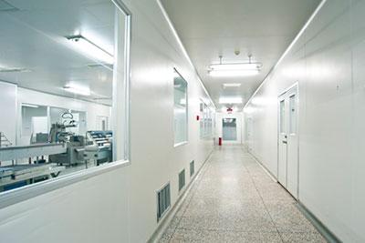 Sistema de Climatização em Sala Limpa
